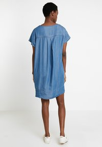 Freequent - Farkkumekko - medium blue denim - 2