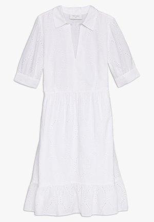 Kjole - brilliant white