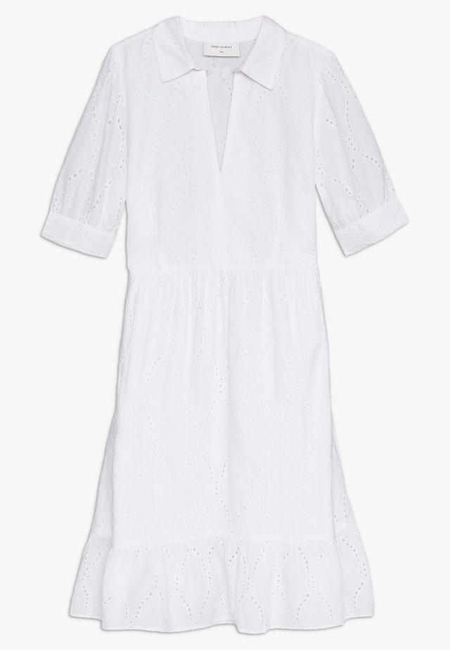 Vestito estivo - brilliant white