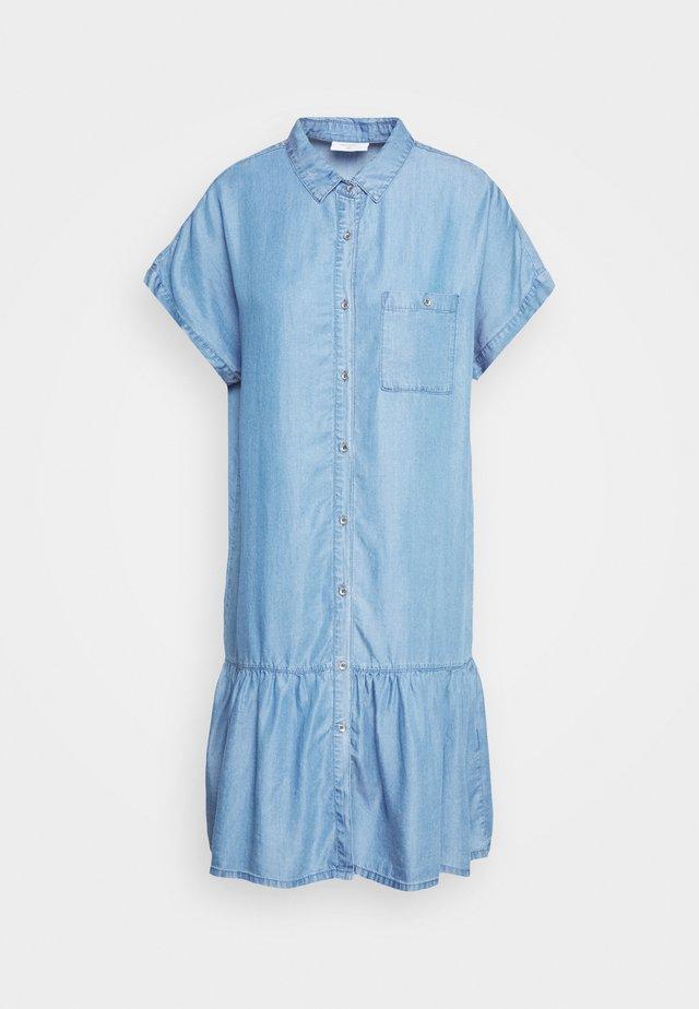 Denimové šaty - light blue denim