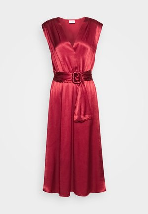 FQLIDITY - Vestito elegante - brick red