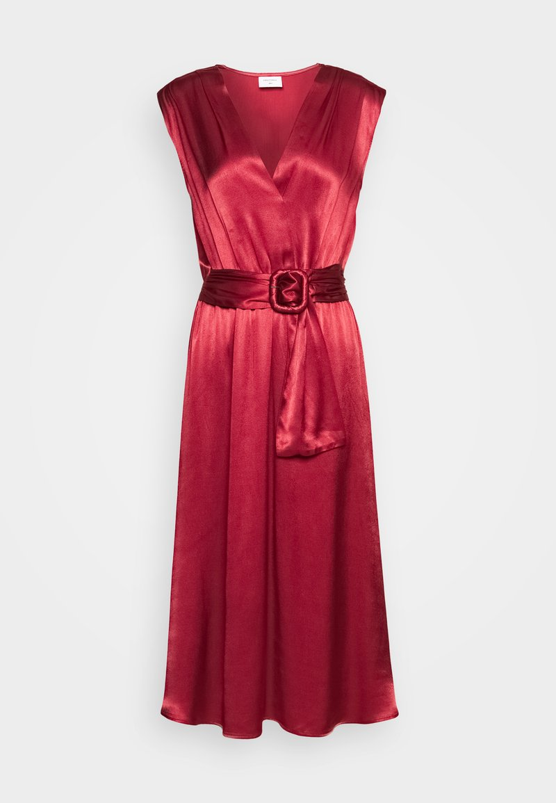 Freequent - FQLIDITY - Cocktail dress / Party dress - brick red