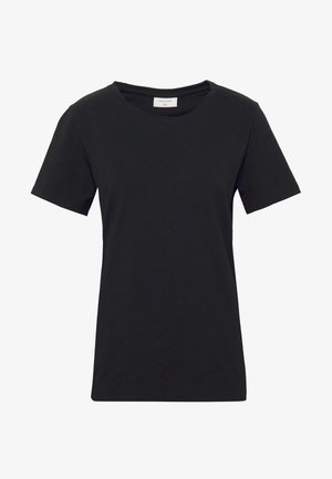 FENJA TEE - T-shirt basique - black