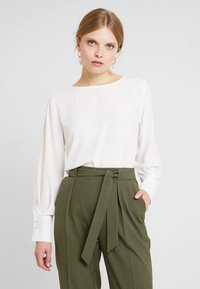 Freequent - Blusa - off white - 0