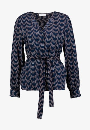 Pusero - navy blazer