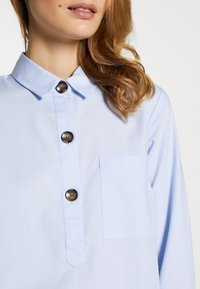 Freequent - FLYNN - Bluser - chambray blue - 3