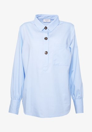 FLYNN - Bluser - chambray blue