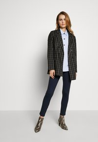 Freequent - FLYNN - Bluser - chambray blue - 1