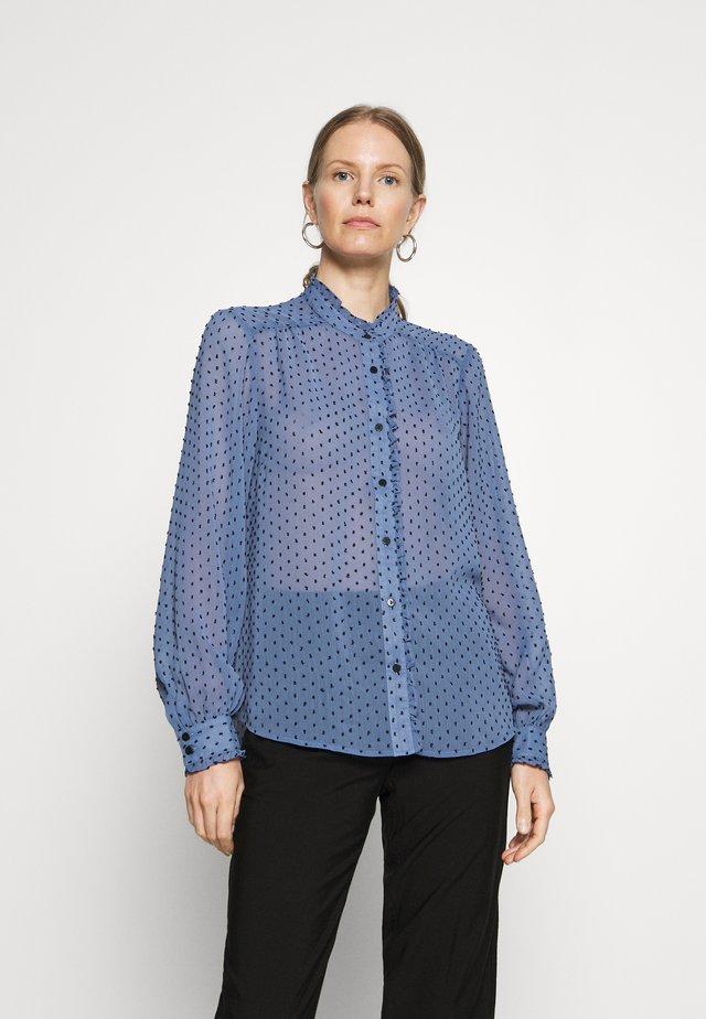 JAMORA - Camisa - medium blue