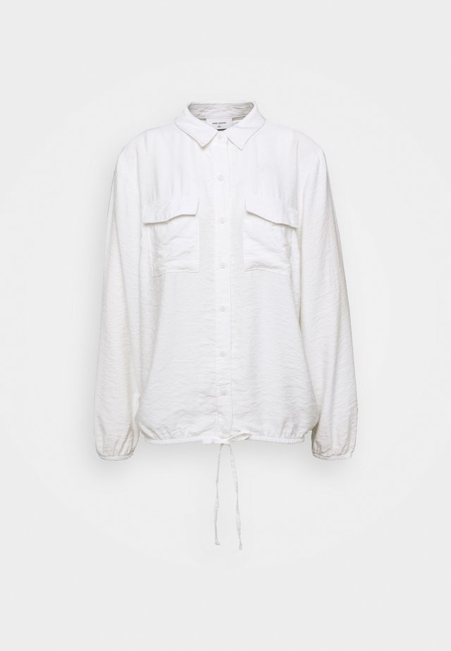 ANNEY - Blouse - offwhite