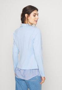 Freequent - NANNI - Blazer - chambray blue - 2