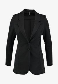 Freequent - Krátký kabát - black - 4