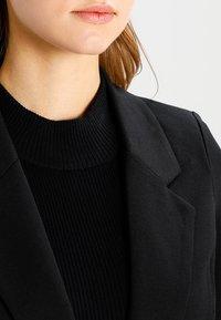 Freequent - Krátký kabát - black - 3