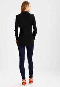 Freequent - Krátký kabát - black - 2