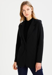 Freequent - Krátký kabát - black - 0