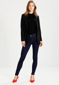 Freequent - Krátký kabát - black - 1