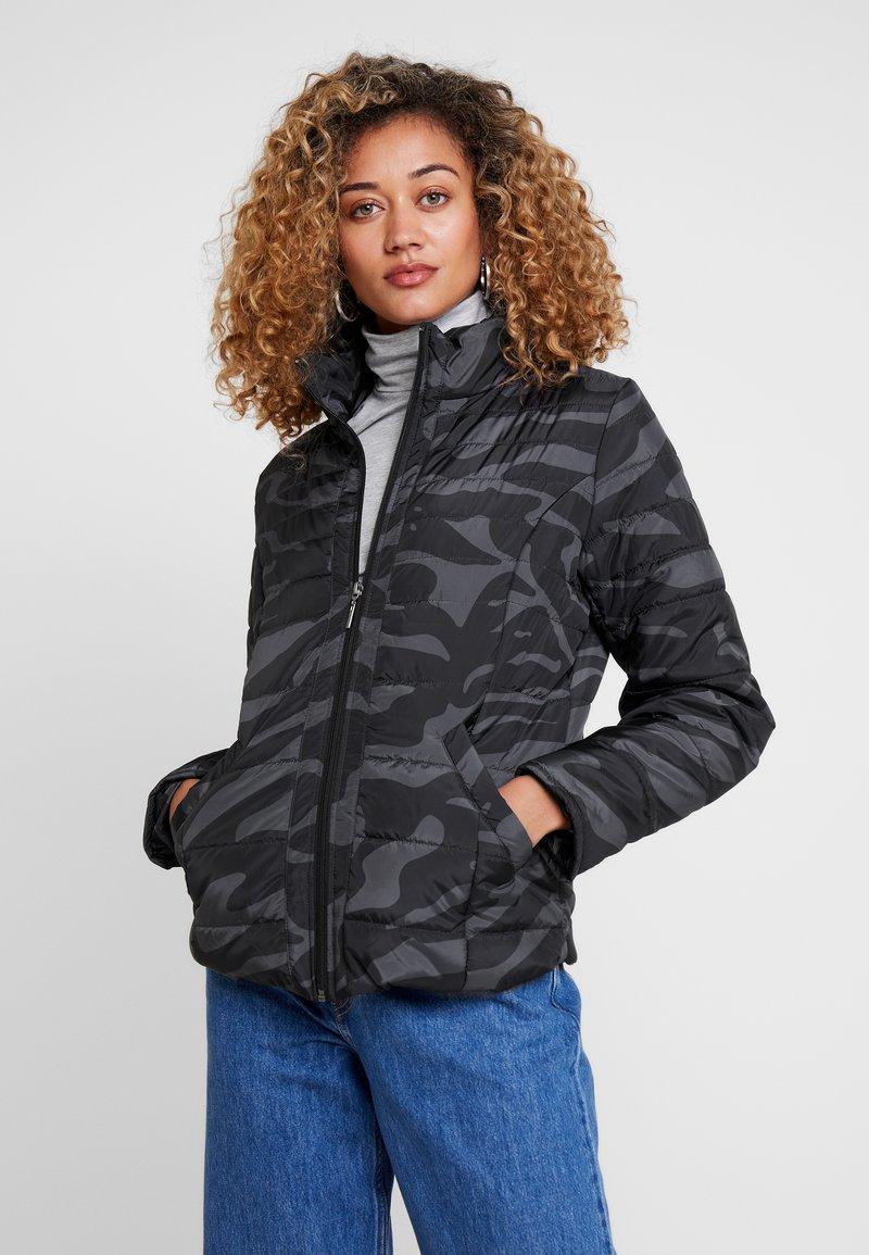 Freequent - Light jacket - black