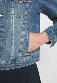 Freequent - ROCK - Denim jacket - vintage blue denim - 5