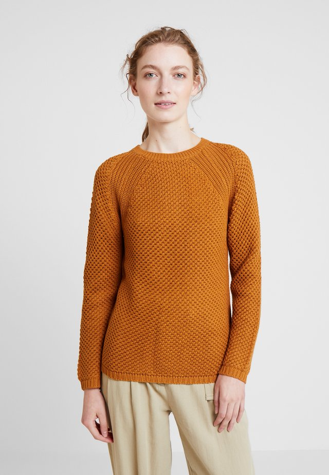 Strickpullover - cathay spice