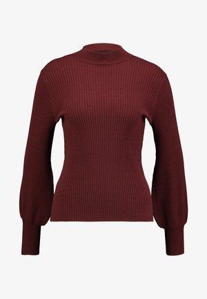 Sweter - zinfandel