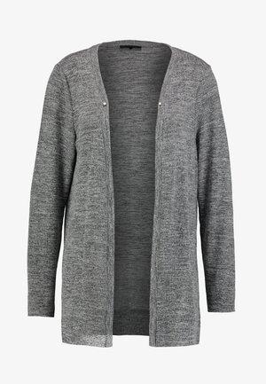 DUVE CAR - Kardigan - medium grey
