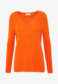 Freequent - Jumper - orange - 4