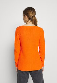 Freequent - Jumper - orange - 2
