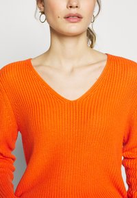 Freequent - Jumper - orange - 5