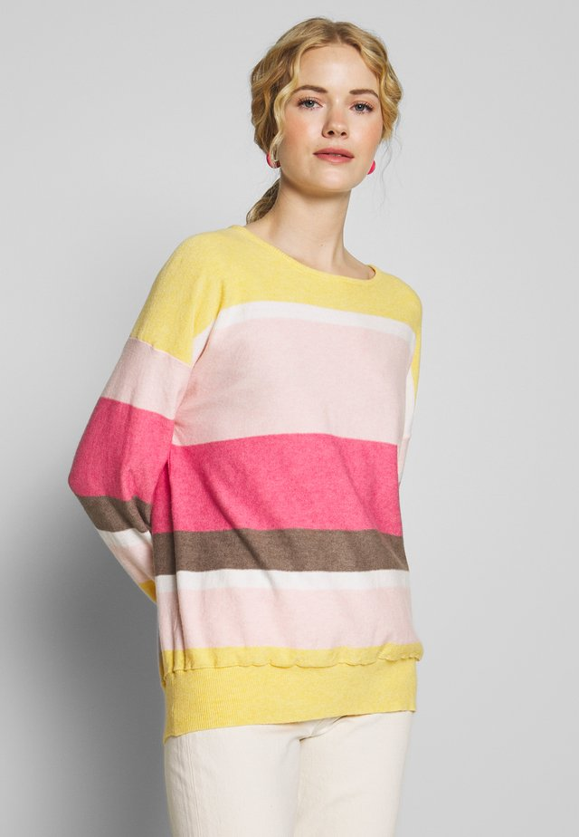 Jumper - offwhite mix