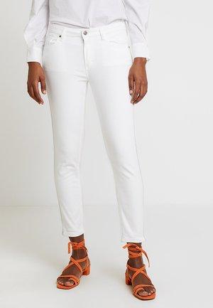 Slim fit -farkut - bright white