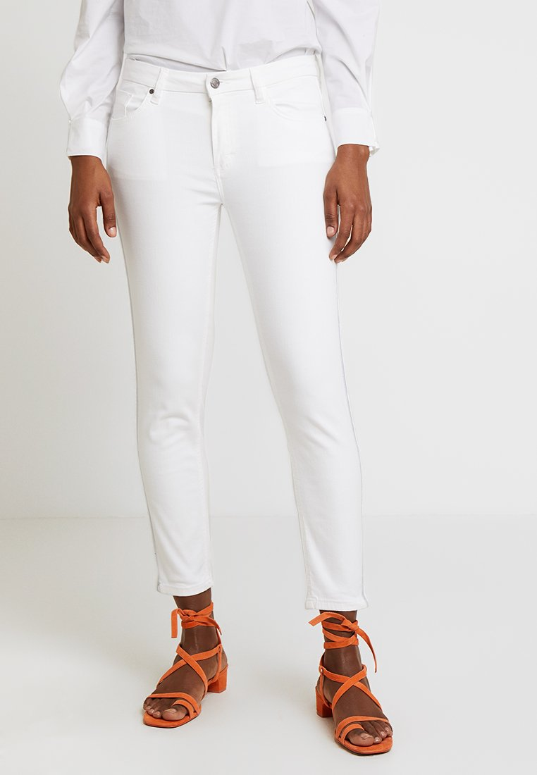 Freequent - Jeans Slim Fit - bright white