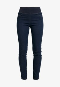 Freequent - SHANTAL - Skinny džíny - dark blue - 4