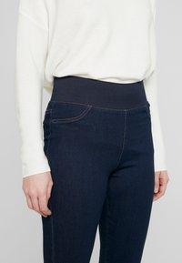 Freequent - SHANTAL - Skinny džíny - dark blue - 5