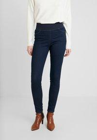 Freequent - SHANTAL - Skinny džíny - dark blue - 0