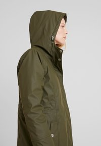 Freequent - Parka - olive night - 4