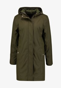 Freequent - Parka - olive night - 6