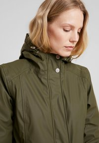 Freequent - Parka - olive night - 5