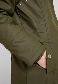 Freequent - Parka - olive night - 7