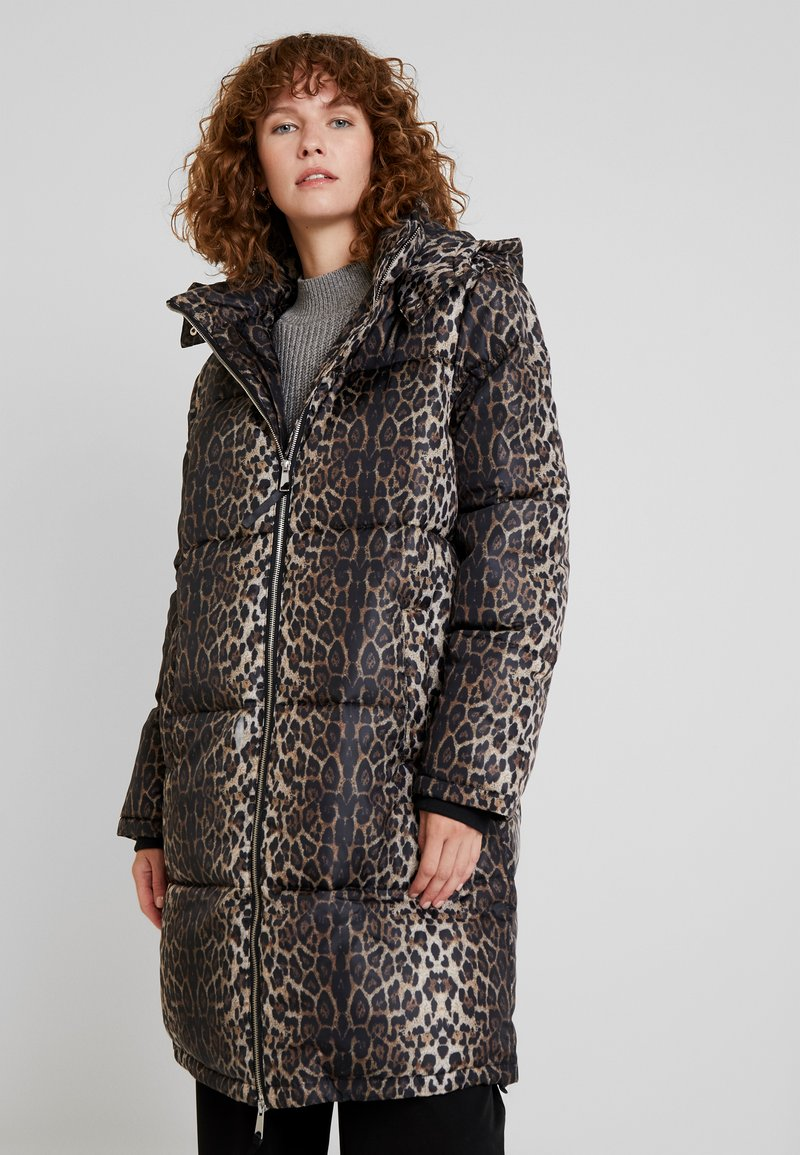 Freequent - MILA LEO - Winter coat - leo