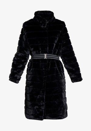 FURBY COLLAR - Winterjas - black