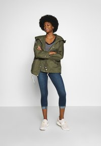Freequent - TOBIA - Summer jacket - olive night - 1