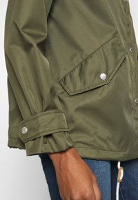 Freequent - TOBIA - Summer jacket - olive night - 6