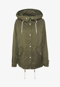 Freequent - TOBIA - Summer jacket - olive night - 5