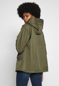 Freequent - TOBIA - Summer jacket - olive night - 2
