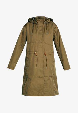 MALINA - Classic coat - ermine