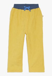 Frugi - CHESTER LINED TROUSERS BABY - Kangashousut - bumble bee - 0