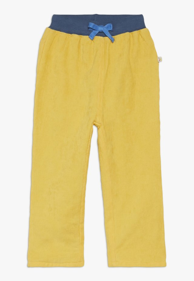CHESTER LINED TROUSERS BABY - Stoffhose - bumble bee