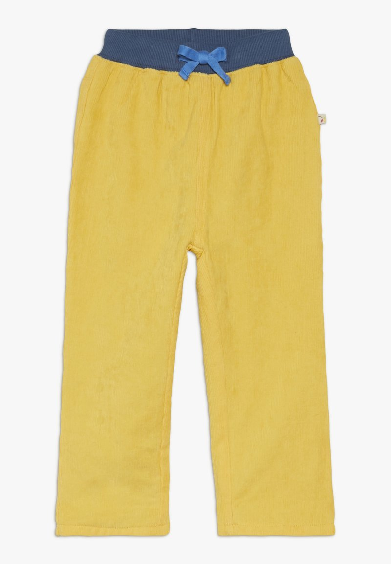 Frugi - CHESTER LINED TROUSERS BABY - Kangashousut - bumble bee