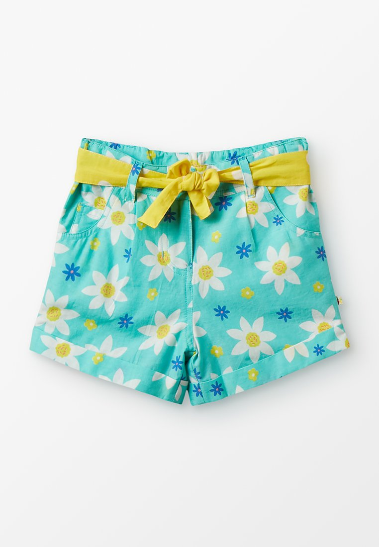 Frugi - SEREN - Shorts - daffodil days