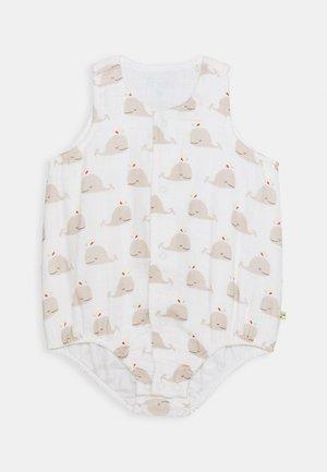 ELOWEN DUNGAREE BABY - Jumpsuit - white